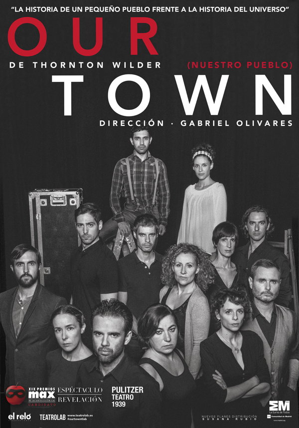 cartel Our Town