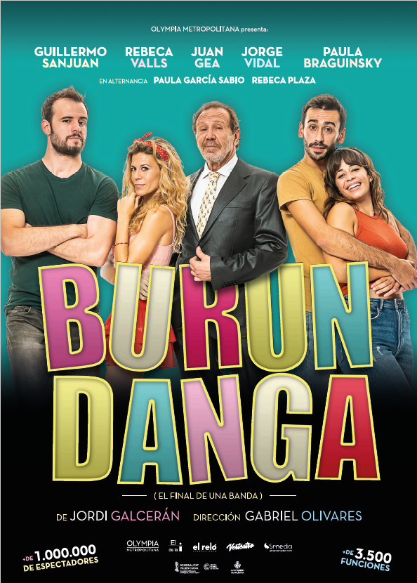 cartel Burundanga – València