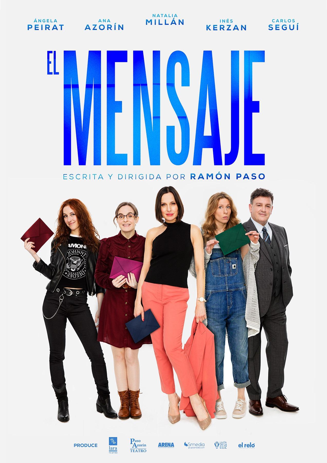 cartel El Mensaje